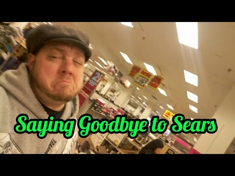 0c9af9afb87 Saying Goodbye to Sears at the Neshaminy Mall - YouTube