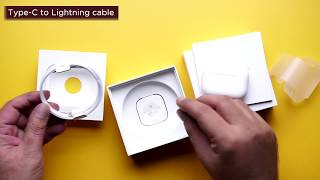 Apple AirPods Pro:Unboxing   Hands on   Price Hindi हिन्दी