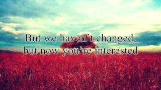 Wildfire - Marianas Trench (Lyrics)