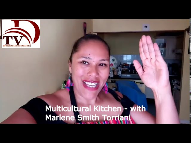 Multicultural Kitchen with Marlene Smith Torriani