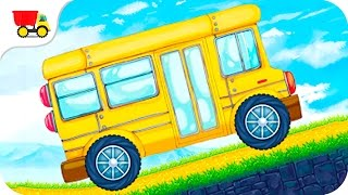 Fun School Race Games For Kids - Racing For Toddlers - Kids Car Games