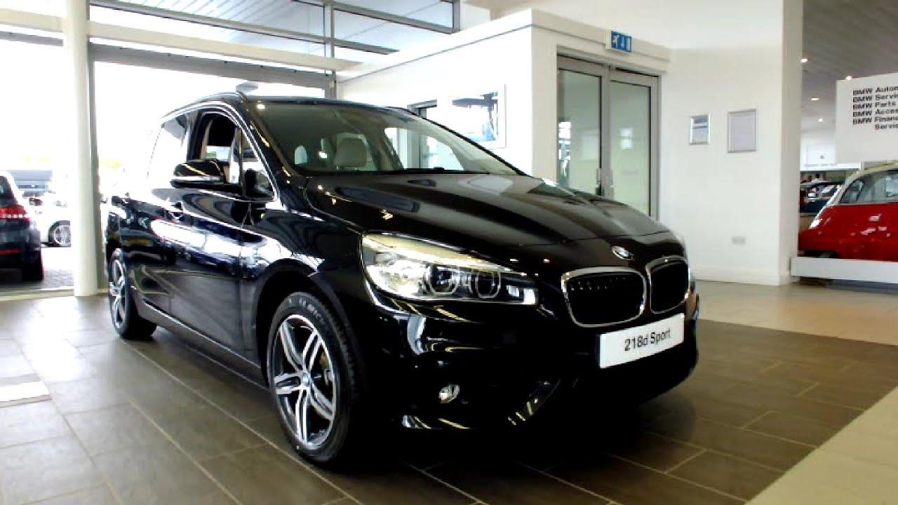 Walk Round: New 7 Seat BMW 2 Series Gran Tourer
