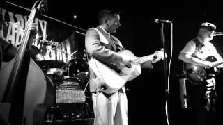 Lew Lewis and The Twilight Trio at Rockabilly Retribution Number 6 2014