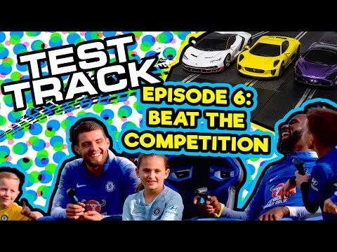 Scalextric | Test Track Ep. 6 – Beat the Competition