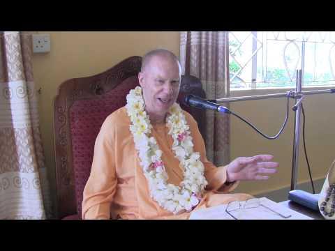 Шримад Бхагаватам 10.54.34 - Бхакти Чайтанья Свами