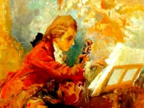 Mozart's Top 10 Scary, Funny, Exciting, & Beautiful Pieces
