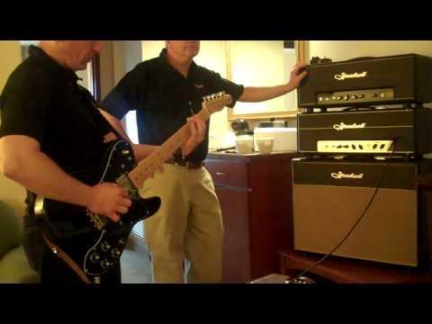 Austin Amp Show Goodsell 33 Custom Amp Demo - Billy Penn 300