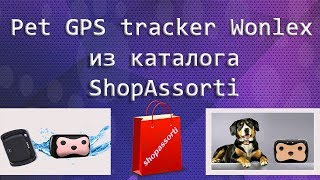 Pet GPS Tracker для животных из каталога интернет-магазина Shopassorti. Обзор Pet GPS Tracker
