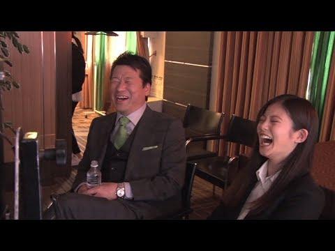 今田美桜も爆笑!佐藤二朗がアドリブ「やりたい放題」 「どんなときもWiFi」ウェブCMメーキング映像が公開