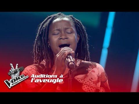 Delphine - Djadja| Les Auditions à L'aveugle | The Voice Afrique Francophone| Saison 3