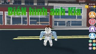 Roblox | The city of Robloxian Highschool | Kuncrafter