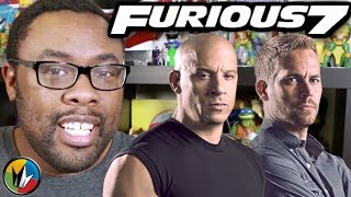 FURIOUS 7 (Fast and Furious Films) - Catching Up with Andre