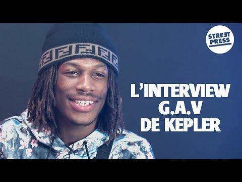 Youtube: L'interview G.A.V de Kepler