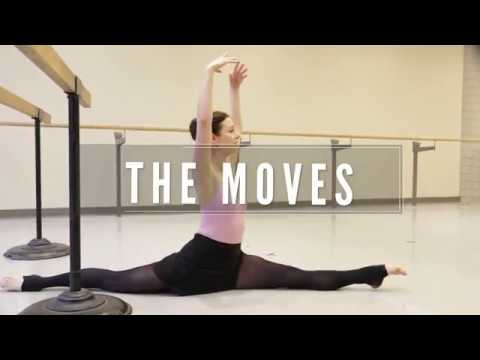 Yoga Moves: Shin Squish is a self massage move for your legs
