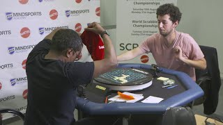 Scrabble Champion crowned thanks to the word
