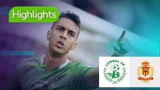 HIGHLIGHTS NL / Lommel SK - KV Mechelen (29/09/2018)