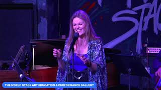 The World Stage Concert Series - TIERNEY SUTTON - July 30TH 2021