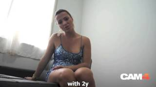 Isabella Medeiros aka Topbeautyy talks about Cam4