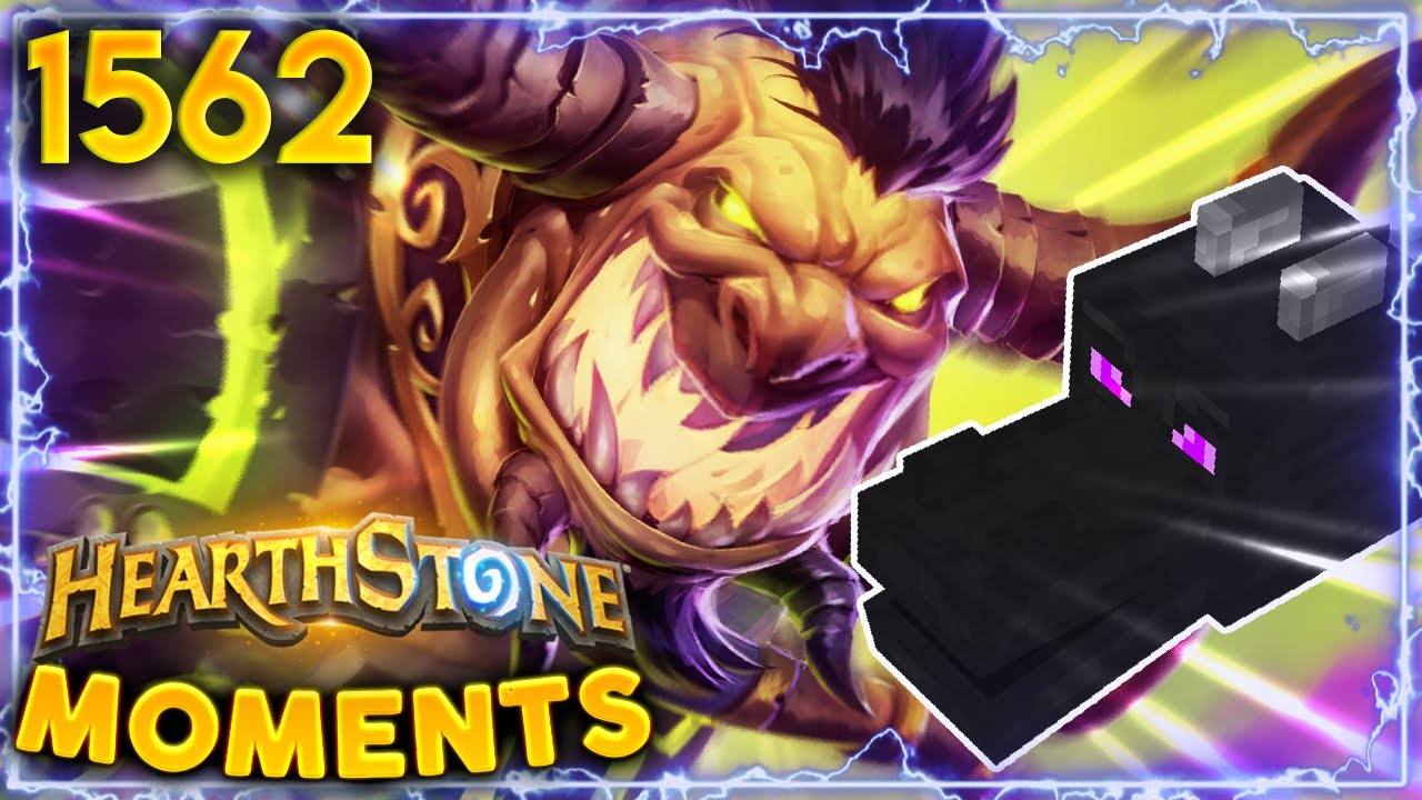 Who Needs Those DRAGONS?! I Don't... | Hearthstone Daily Moments Ep.1562