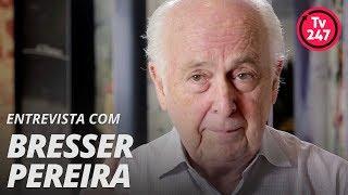 Baixar TV 247 entrevista Bresser Pereira - Professor emérito da FGV