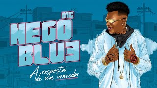 Mc Nego Blue feat: Pollo e Dubeat - Aumenta o Grave ( Lyric Video ) Prod. Dj Kalfani