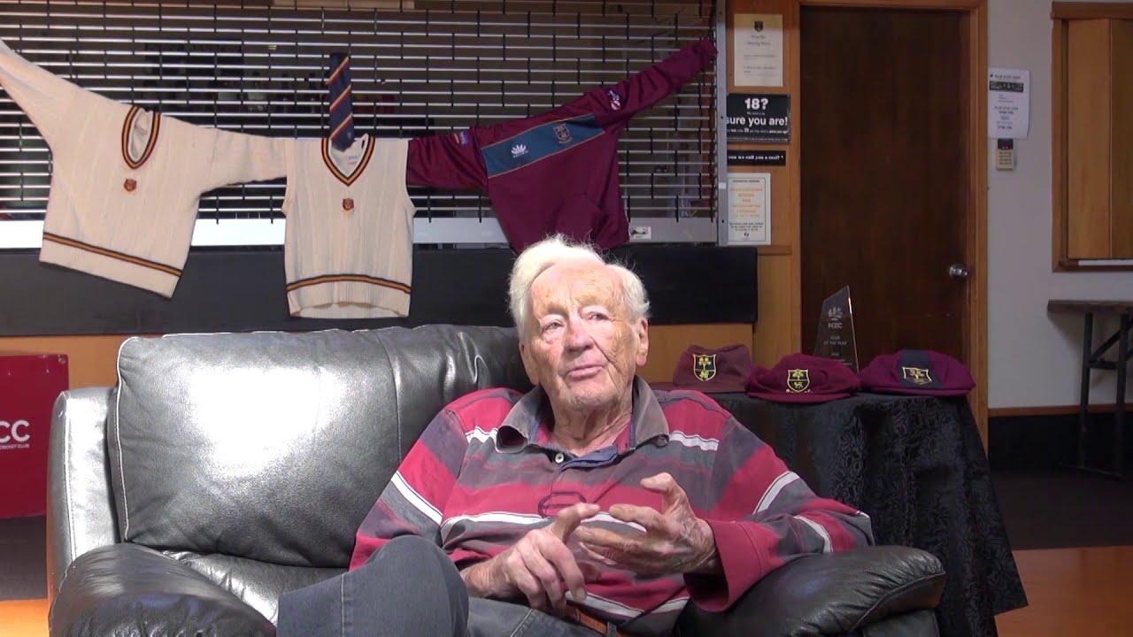 BWCUCC Legends of the Pride - John Fraser Thompson - Film 3 of 3