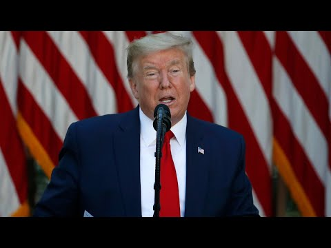 LIVE | President Trump To Address Nation Amid Unrest
