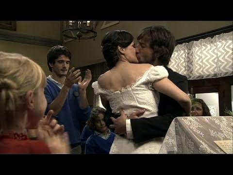 El Internado - María y Fermín se casan
