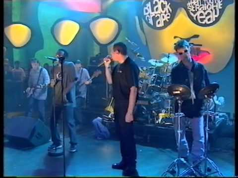 Black Grape, In The Name Of The Father, live on Later With Jools Holland