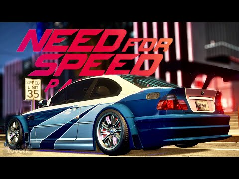 Fundort Stillgelegtes Auto: Most Wanted BMW | 21. Mai - Need for Speed Payback