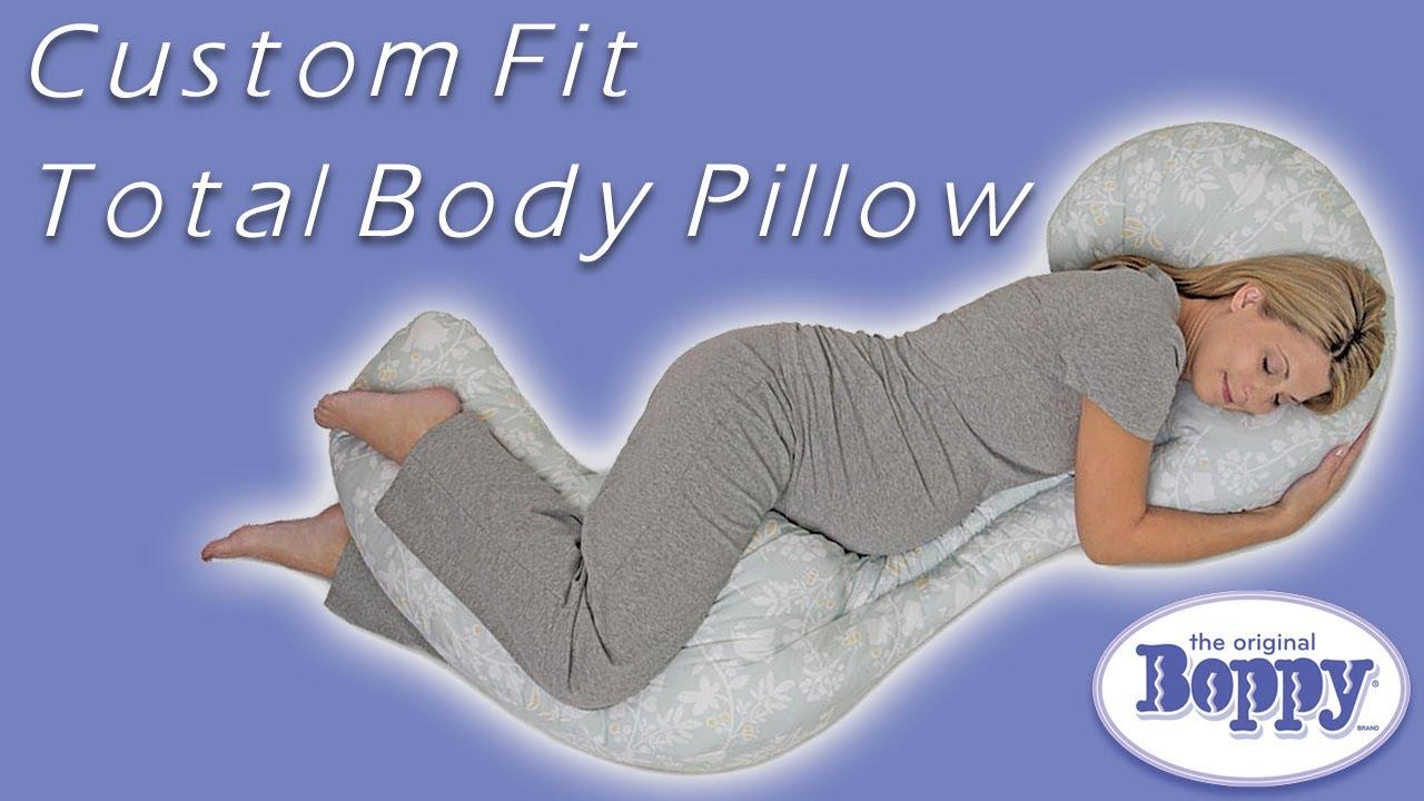 Chicco Australia Boppy Total Body Pillow Youtube