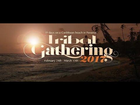 Dj Rikam @ Tribal Gathering Festival 2017  (Panama)