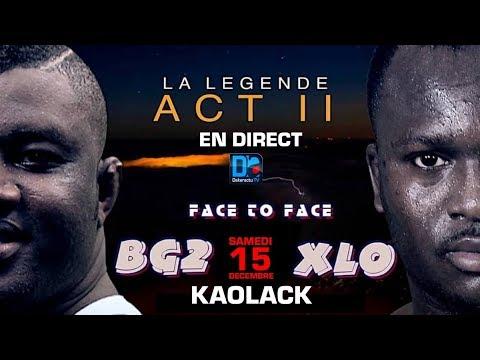 [LIVE] Suivez en direct le Face à Face Balla Gaye 2 VS Modou Lo à Kaolack