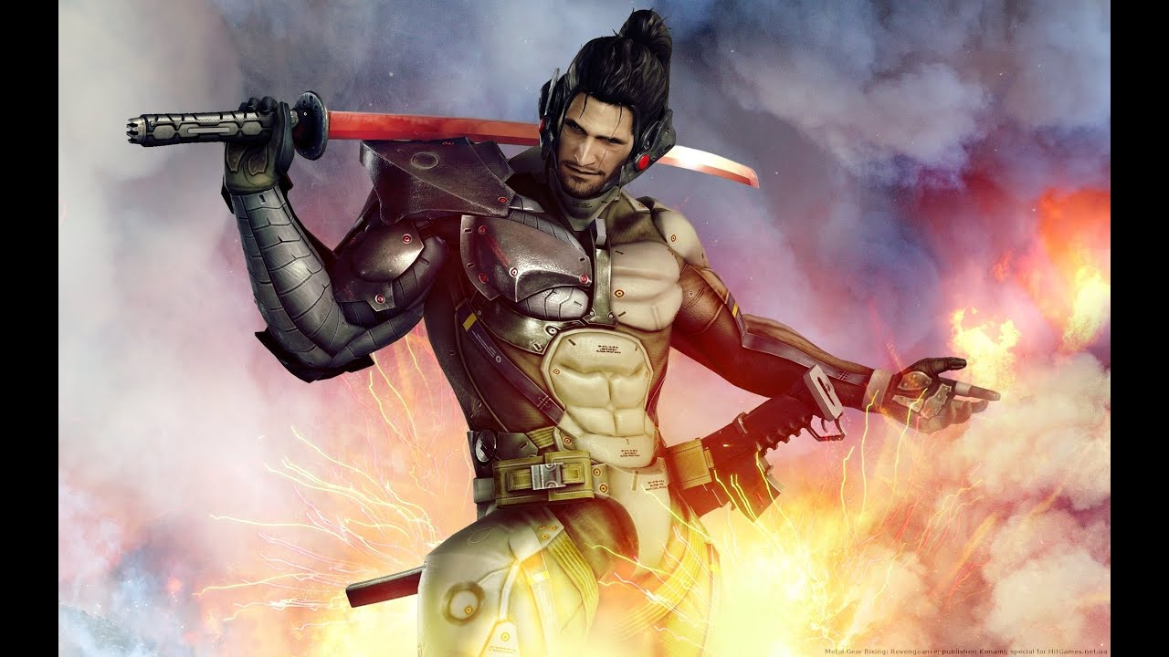 Metal Gear Rising Revengeance Jetstream German 001 Samuel