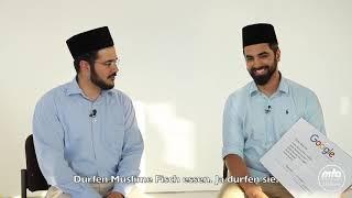 Junge Muslime stellen sich dem Google Autocomplete Interview [Teil 1]