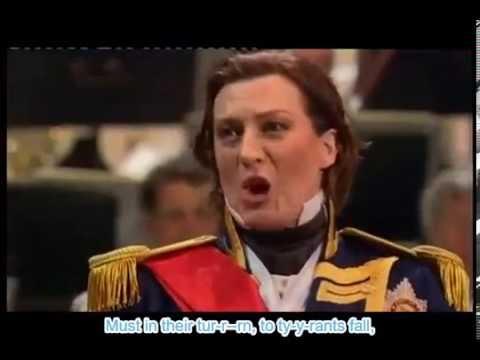 Rule Britannia  Proms 2009  With s