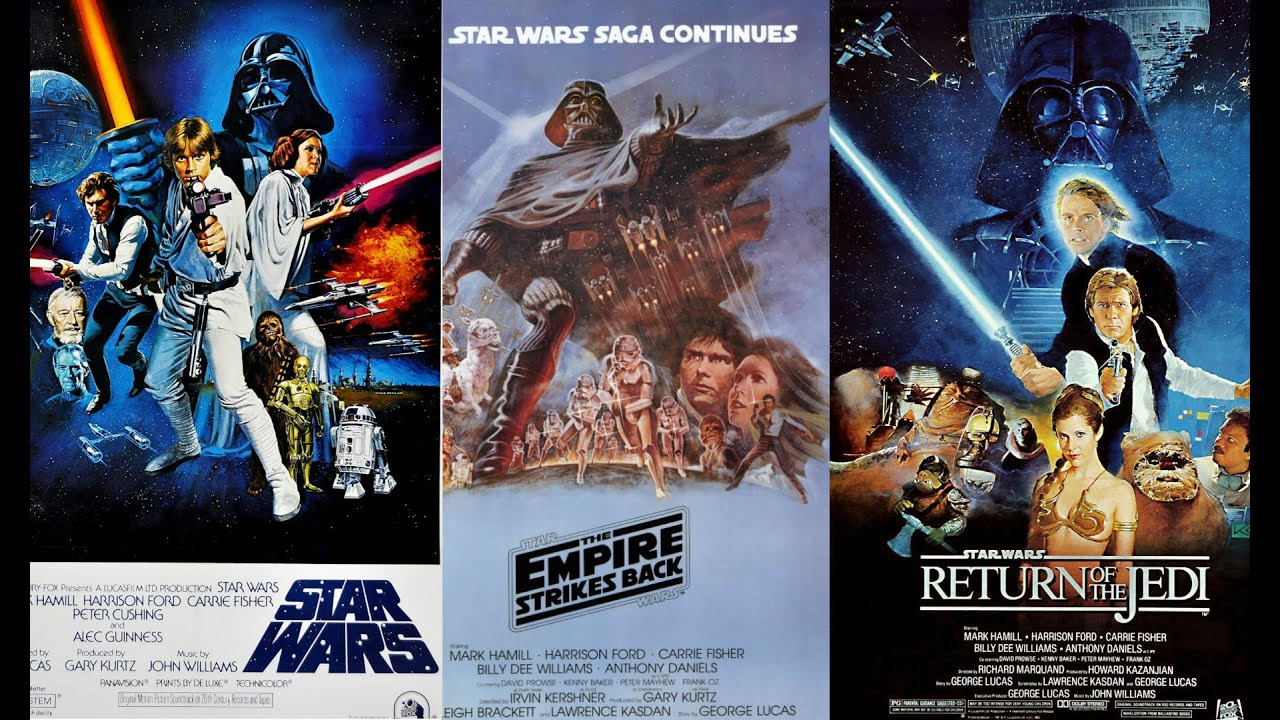 Unaltered Theatrical Version Of Original Trilogy Coming To Blu Ray Rumour Youtube