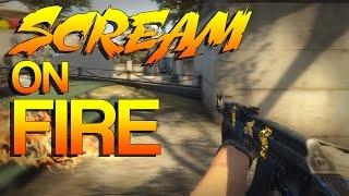 CS:GO - ScreaM on FIRE!