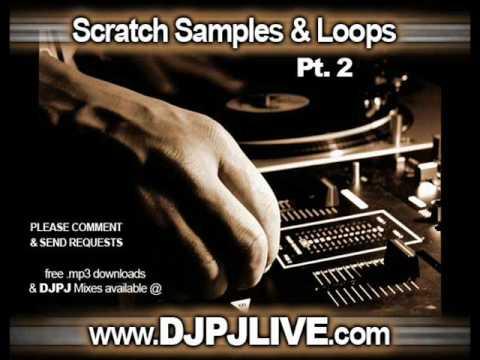 SCRATCH SAMPLES & LOOPS for DJs - pt. 2