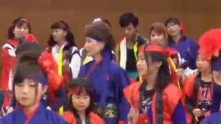 和佐地区文化祭 総踊り YAPPA紀州