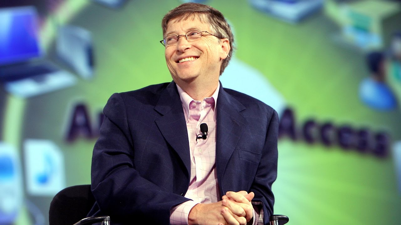 bill gates a leader in innovative