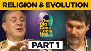 Alister McGrath & Bret Weinstein • Religion: Useful fiction or ultimate truth? PART 1