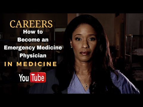 How To Become An Emergency Medicine Physician | Life As A Lawyer (JD) And Doctor (MD)