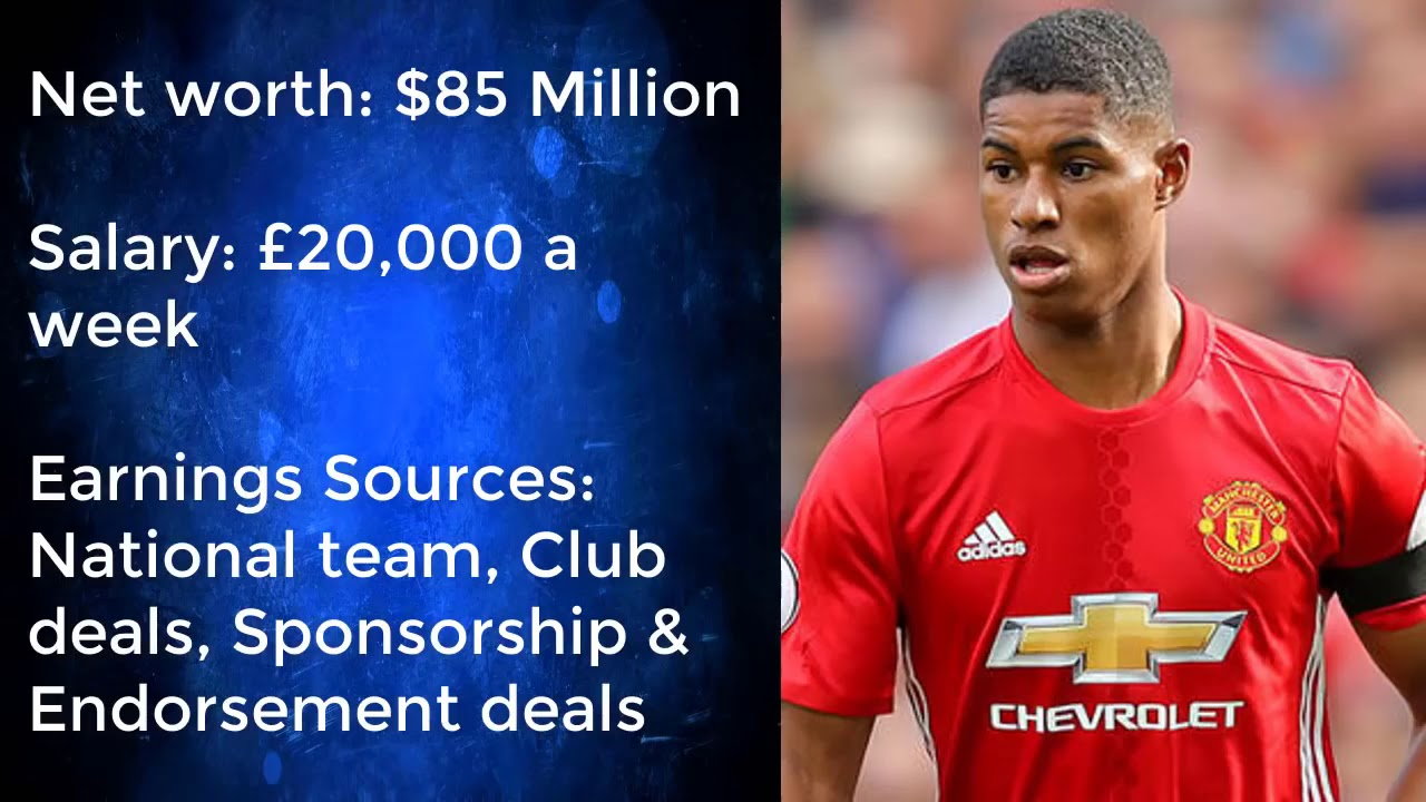 Marcus Rashford Family Biography Income Cars House And Lifestyle Youtube