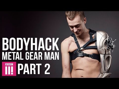 Bodyhack | Metal Gear Man - PART 2