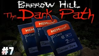 SD CARDS - Barrow Hill: The Dark Path Part 7 | Walkthrough Gameplay | PC Game Let