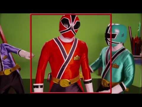 The Power Rangers MEGA Album Playlist