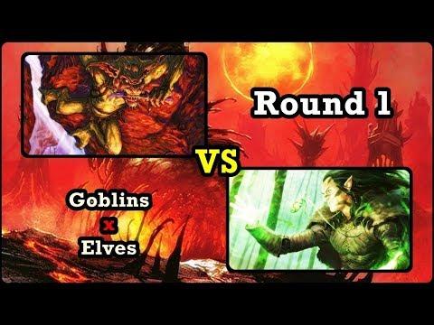 [5-0 Pauper League] Goblins X Elves - Round 1