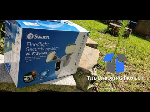 Outsmarting Crime with Swann | Swann Floodlight Security Camera Review