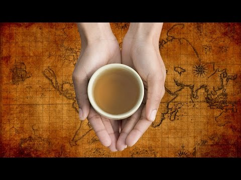 Cups Of Tea From Around The World